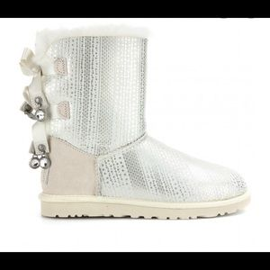 UGGS Bailey Bow Bling